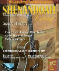 Shenandoah Living Magazine - Generations Park Magazine Cover